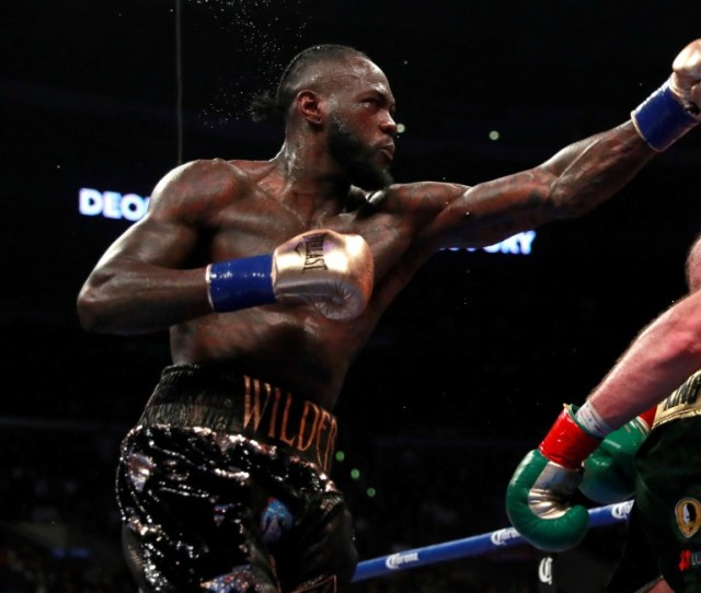 Wilder Vs Fury Ii What Time How To Watch Fight Odds And Who