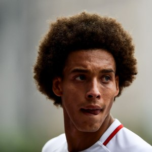 Borussia Dortmund's Axel Witsel Has No Regrets Over China Move As BVB  Prepare For PSG Game Coronavirus Has Forced Behind Closed Doors | South  China Morning Post