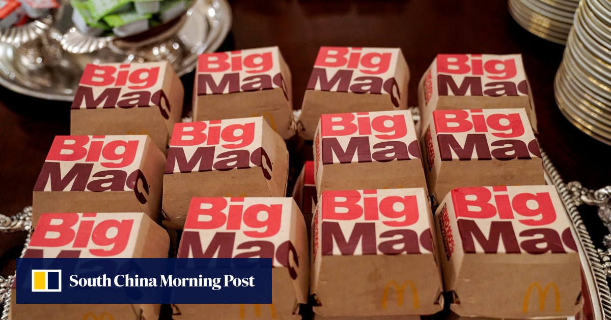 McDonald's moves from Big Macs to 'Big Data'