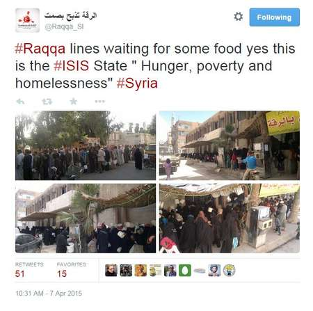Raqqa is Being Slaughtered Silently/Twitter