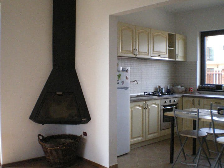 suspended chimney