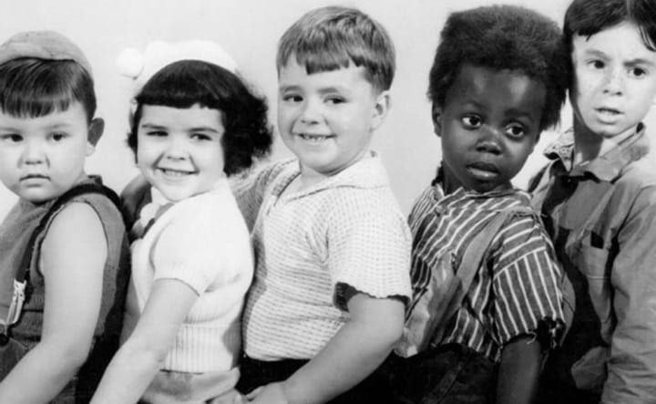 Remember The Little Rascals? Here's What The Cast Did When