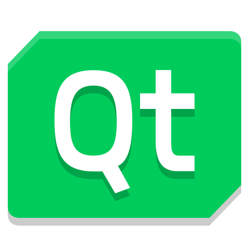 Qt Icon Free of Papirus Apps