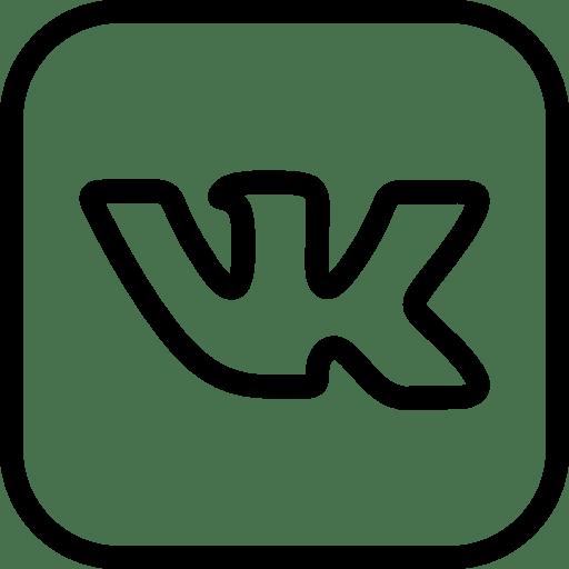вконтакте значок бесплатно из iOS7 Minimal Icons