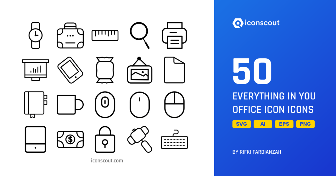Download Download Everything In You Office Icon Icon pack ...