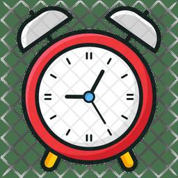 Alarm Clock Outline Unique Alarm Clock