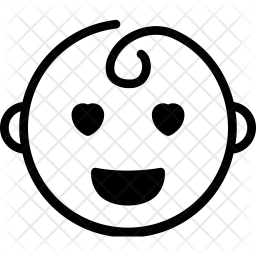 Download Baby love Icon of Line style - Available in SVG, PNG, EPS ...