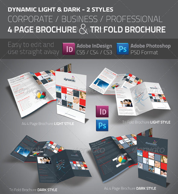 Quickbooks Invoice Templates      free sample brochure design templates     This template has a well organized design with multiple lines for item  details  contact information  and payment methods  It s available in nearly  every