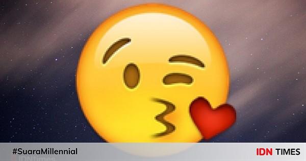 Sering Salah Arti Ini Makna 25 Emoji Yang Sebenarnya