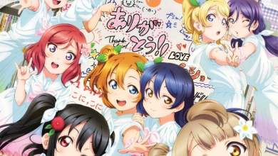 Photo of A song for You! You? You!! / μ's