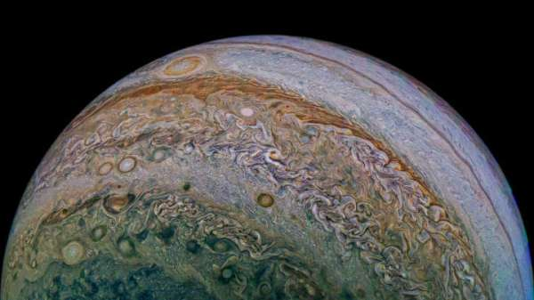 First Magnetic Map Of Jupiter Reveals The Existence Of A ...
