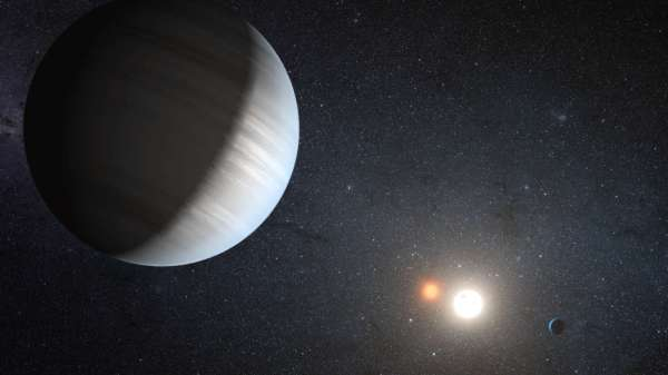 Scientists Just Discovered 18 More Alien Earth-Like ...