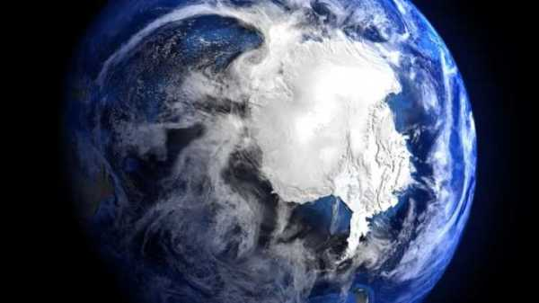 Melting Antarctic Ice Sheets And Sea Level Rise: A Warning ...