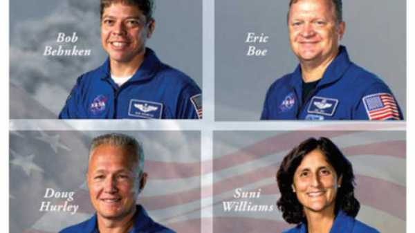 These Four Astronauts Will Fly New Private Spacecraft For ...