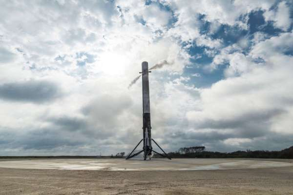 Highlights From SpaceX's Latest Historic Rocket Launch And ...