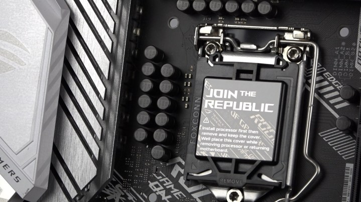 Introducing the new Intel Z490 platform.  The thrill of speeding up or money going down the drain?