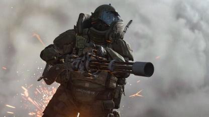У игрока Call of Duty: Modern Warfare случайно получилось сыграть от третьего лица