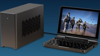 Карманный ноутбук GDP Win Max обеспечит до 162 FPS в CS:GO