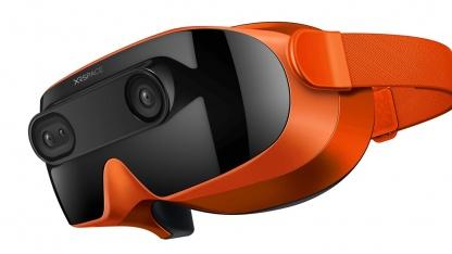 Стартап XRSPACE анонсировал VR-шлем Mova