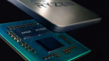 AMD Ryzen3 3100 очень хорошо разгоняется