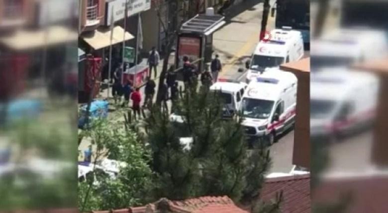 Sancaktepede otobüs şoförlerinin silahlı bıçaklı kavgasını ayrıntıları belli oldu