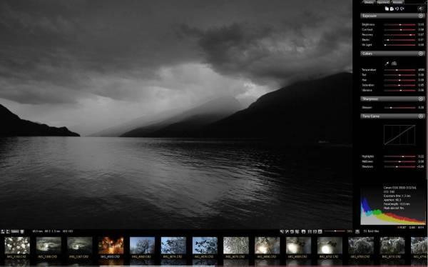 Free RAW Digital Photo Converter And Editor: Scarab Darkroom