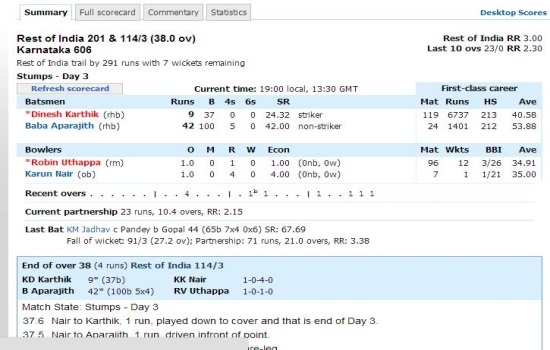 5 Free Websites To Check Live Cricket Scores