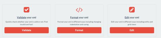 4 Free Online XML Editor Websites