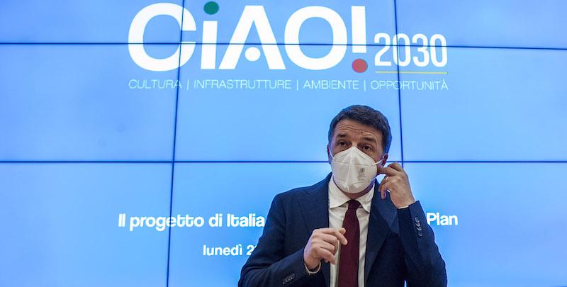 Il piano alternativo di Renzi sul Recovery Fund - Il Post