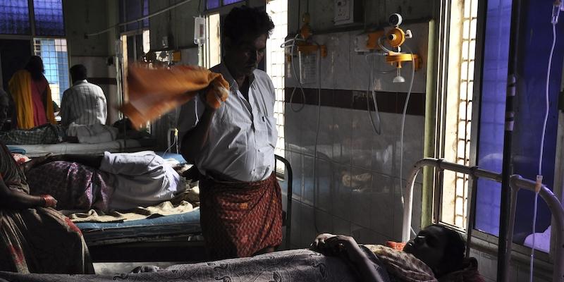 Una nuova malattia misteriosa sta dilagando in una regione dell'India