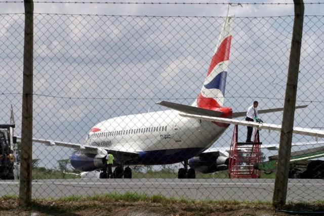 British Airways kenya