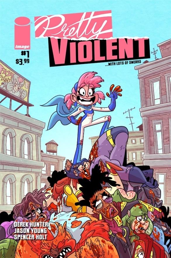 Image result for pretty violent image comics