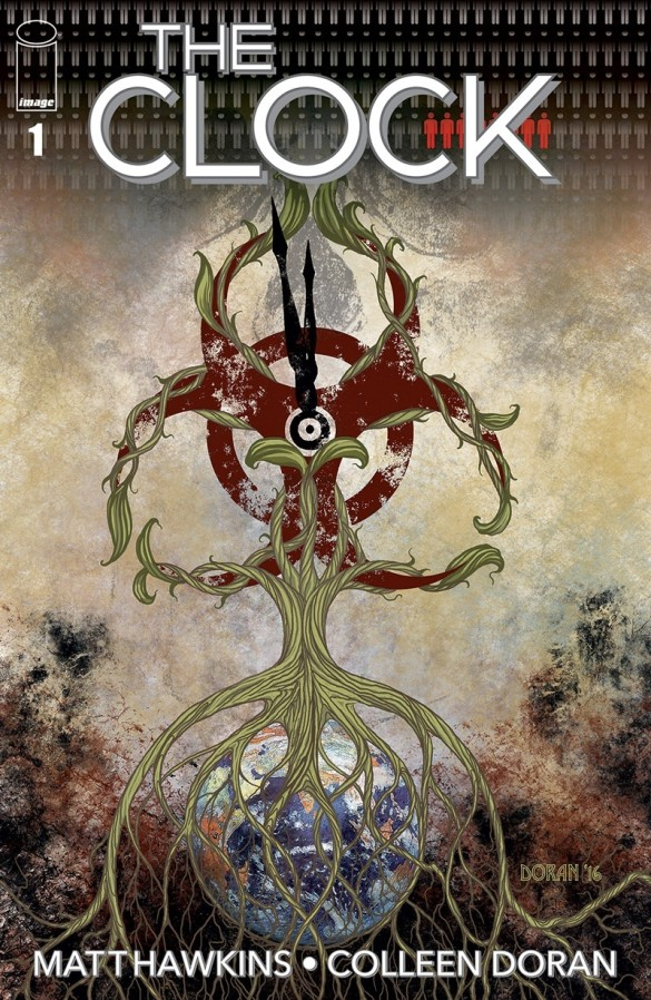 Image result for image comics the clock
