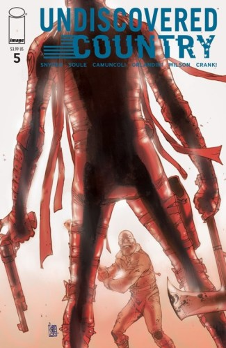 Undiscovered Country #5 | Image Comics