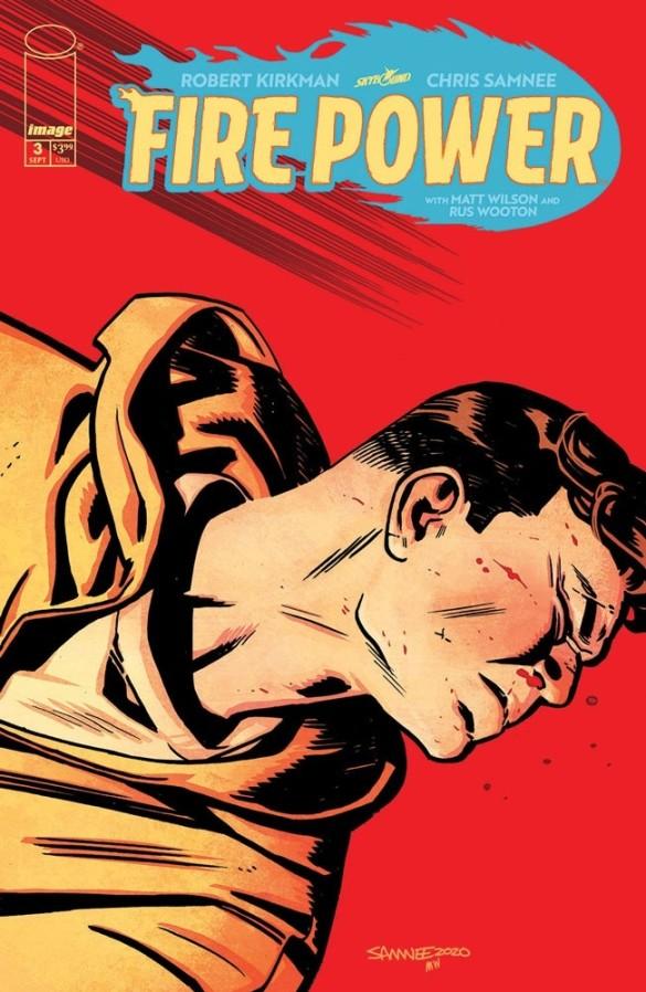 Fire Power By Kirkman & Samnee #3   Image Comics