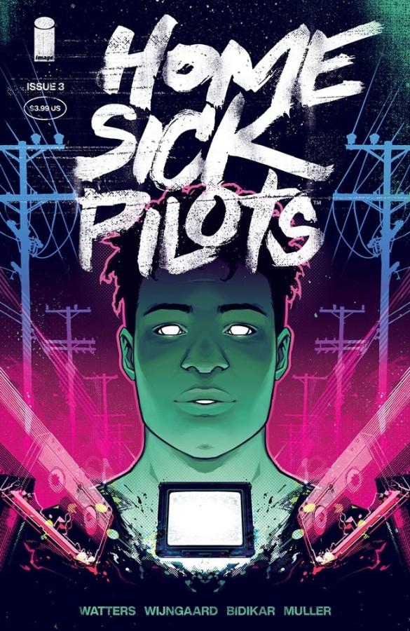 Home Sick Pilots #3