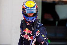 Mark Webber, Red Bull, British GP