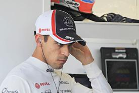Pastor Maldonado, Williams, 2012