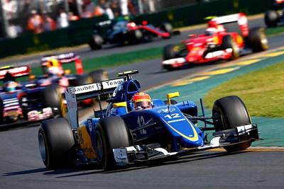 Felipe Nasr, Sauber, Australian GP 2015, Melbourne