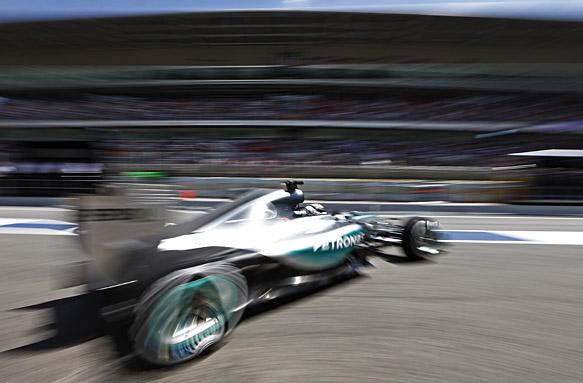 Lewis Hamilton, Spanish GP 2015