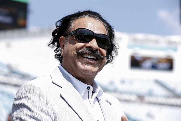 Super Yacht Kismet Owned By Fulham Chair Shahid Khan