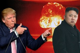 Image result for trump north korea