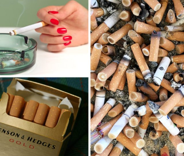 War On Fags Cigarettes To Be Phased Out In Uk By Tobacco Giants Marlboro And Bh