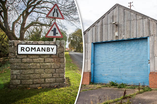 Romanby Terror split