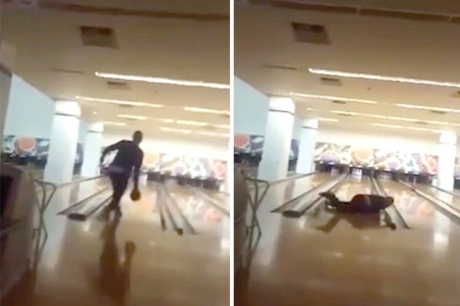 Man Drank 9 Jager Bombs On A First Date Then Had Epic Bowling Fail Daily Star