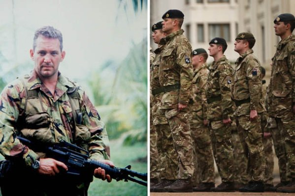 Former SAS soldier wants the Government to send troops ...