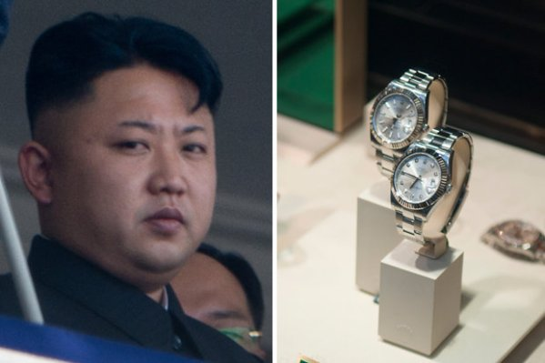 Kim Jong-un buys Swiss watches for LOYALTY as North Korea ...