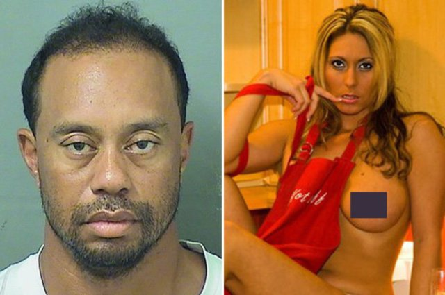 Tiger Woods Porn Stars Cougars And Models Bedded By The Golfer Arrested For Dui Daily Star