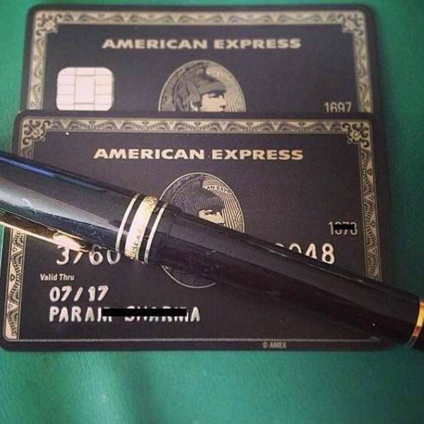 How To Get An American Express Black Card Uk | cardwithcard com