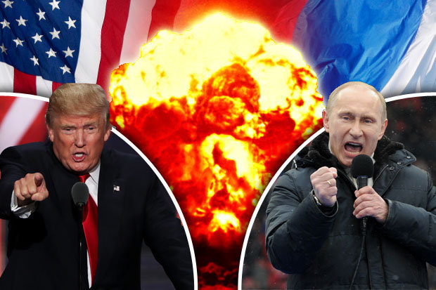 Image result for the putin/ trump feud over sanctions and north korea
